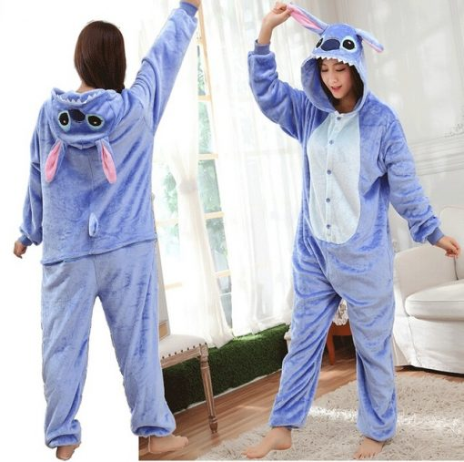 stich_blue_onesie_pyjama_side